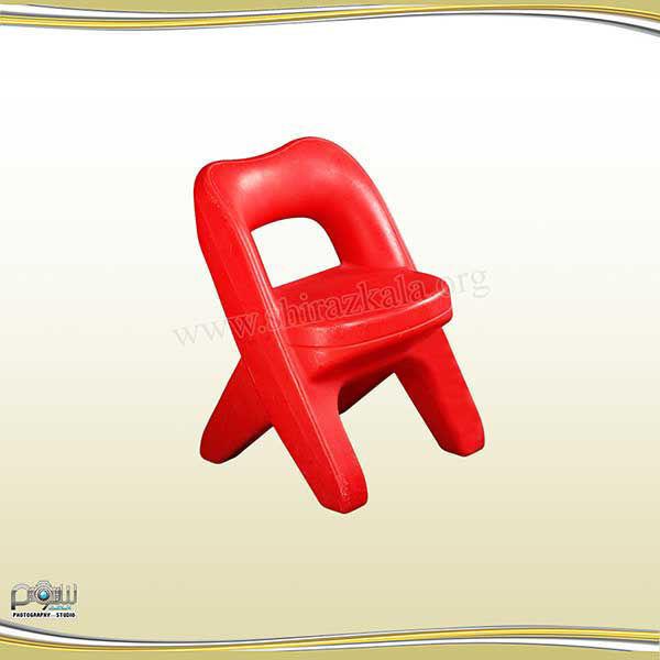 صندلی رنگی کودک مدل استار