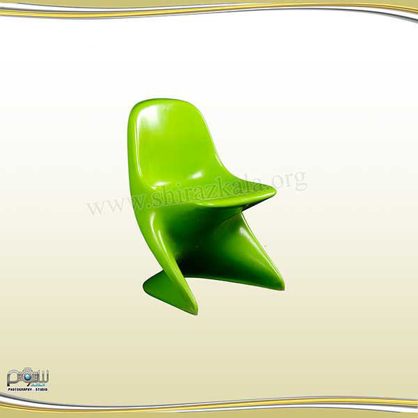 تصویر صندلی رنگی کودک مدل رامو