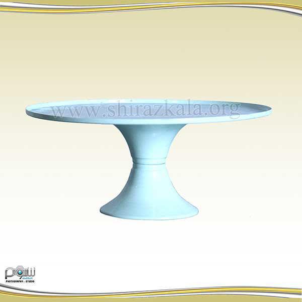 تصویر پایه کیک آبی